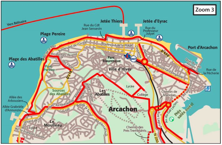 ARCACHON CENTRE
